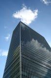 glass skyskrapa Arkivbild
