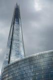 Glass skyskrapor Royaltyfria Bilder