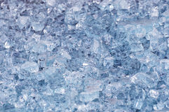 Glass slag Stock Images