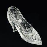 Glass Slipper Stock Photography