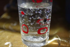 Carbonated soda Stock Images