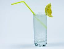 glass sodavatten royaltyfria foton