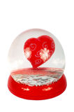Glass sphere Stock Image