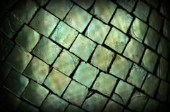 Glass squares Stock Image