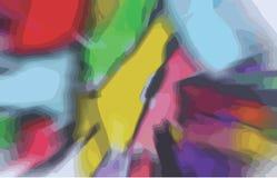 4 glass stained window ελεύθερη απεικόνιση δικαιώματος