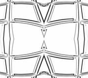 Glass steel. Abstract illustration. White background. Wallpaper for Web design. Black, white, gray color vector illustration