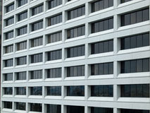 Glass and Steel Office Building Stock Photo
