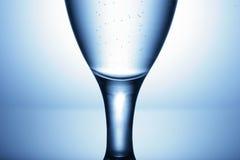 Glass stemware Royalty Free Stock Image