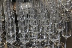 Glass, Stemware, Champagne Stemware, Wine Glass royalty free stock photography