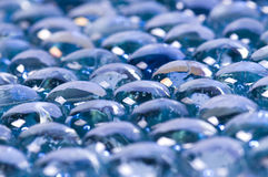 Glass stones Royalty Free Stock Image