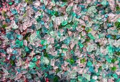 Crystal mineral natural rough colorful surface. Glass stones. Crystal mineral natural rough colorful surface royalty free stock photos