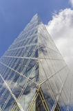 Glass structure Royalty Free Stock Photos