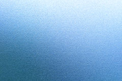 Glass surface. The glass surface of the gradient blue Royalty Free Stock Image