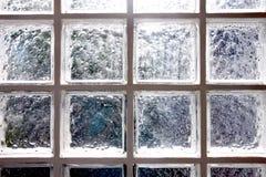 Glass surfaces with light. Glass surfaces with light Light into stock image