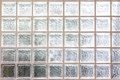 Glass surfaces with light. Stock Photo