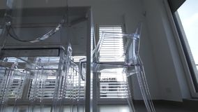 Glass tabell arkivfilmer