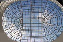 Glass tak för takfönster Royaltyfri Fotografi