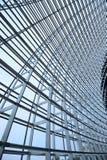 glass takstålstruktur Royaltyfria Foton