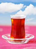 A glass of tea Stock Photos