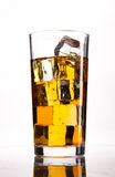 Glass of tea Stock Photography