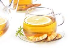Glass tea Stock Photos