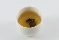 Glass tea set. Stock Image