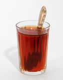 Glass of tea Stock Photography