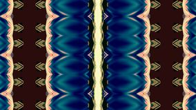 Glass on the textile. Stock Images