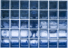 Glass textrue Stock Images