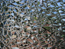 glass textur Fotografering för Bildbyråer