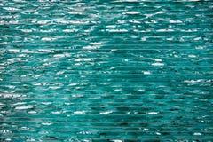 Glass textur, bakgrund Arkivbilder