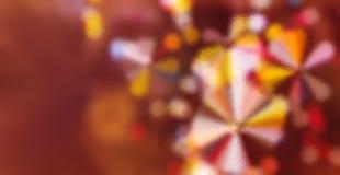Glass texturabstrakt begrepp blommar med bokeh på mjuk pastellfärgad romanti Royaltyfri Fotografi