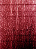 Glass texture: Red Royalty Free Stock Image