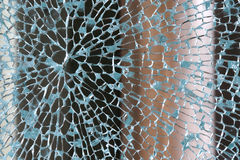 Glass texture. Stock Images