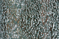 Glass texture. Royalty Free Stock Photography