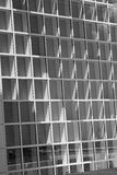 Glass textured pattern. Architectural glass textured view of bulding Royalty Free Stock Photos