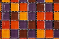 Glass tile Stock Images