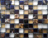 Glass tile Royalty Free Stock Photo