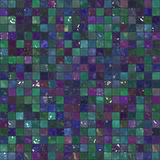 Glass Tiles Texture Royalty Free Stock Image