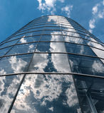 Glass tower Royalty Free Stock Photography