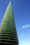 Glass tree Royalty Free Stock Image
