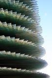 Glass tree Stock Image