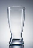 Glass tumbler with glare o Royalty Free Stock Photography