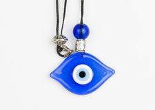 Glass Turkish eye Stock Photo