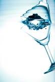 Glass underwater. Stock Photography