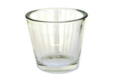 Glass vase Royalty Free Stock Photos