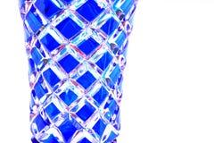 Glass vase design Stock Photo