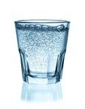 glass vatten royaltyfri foto