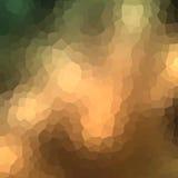 Glass vitrage mosaic kaleidoscopic pattern background soft color Stock Photo