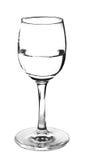 Glass of vodka Stock Photo